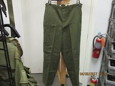 COLLECTIBLE, KOREAN WAR ERA-NOS-M-1951 WOOL FIELD TROUSERS MED/REG-RE:TAG[W1002]
