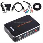 HDMI Game Capture HD Video Recorder For PS3 XBOX 360 One WIIU 1080P Record hv2n
