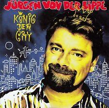 JÜRGEN VON DER LIPPE : KÖNIG DER CITY / CD - TOP-ZUSTAND
