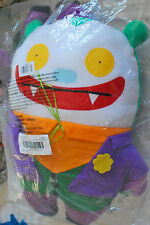"UGLY DOLLS BIG TOE as DC JOKER SDCC Comic Con EXCLUSIVE Plush 22"" GUND"