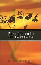 Real Poker II: The Play of Hands, John Bond, Roy Cooke, Good Book