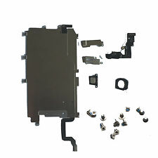 Full LCD Repair Parts For iPhone 6 Camera Speaker Plate Flex Screws Brackets