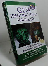 Gem Identification Made Easy by Antoinette Matlins and A C Bonanno