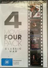 Movie 4 Pack -Classic War -Boys Brazil/Western Front/Escape Athena/Eagle Landed