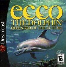 Ecco The Dolphin Defender Of The Future - Dreamcast Gam Complete