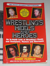 Sting Hulk Hogan Ric Flair Bret Hart +34 Signed Pro Wrestling Book PSA/DNA WWE