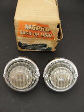 New Old Stock Mopar Accessory Back Up Light Kit Plymouth Dodge 1950 1951