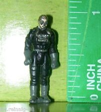 TIE INTERCEPTOR PILOT George Lucas STAR WARS Micro Machines ACTION FLEET Figure