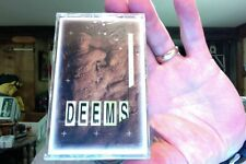 Deems- The Planet Deems- new/sealed cassette tape
