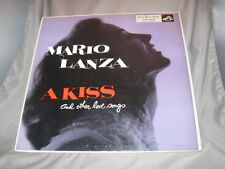 """MARIO LANZA  """"A KISS AND OTHER LOVE SONGS"""""""
