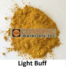 LIGHT BUFF TAN Concrete Color Pigment Dye for Cement Mortar Grout Plaster 1 LB