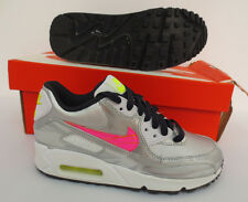 AIR MAX 90 FB GS YOUTH 3.5 GIRLS NIKE RUNNING SHOES SCHOOL SNEAKER 705392 001