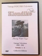 Klondike TV Show - All 16 Shows + Bonus Serial  Ralph Taeger James Coburn Sealed