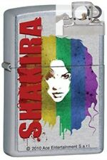 Zippo 28028 shakira pop art chrome Lighter with PIPE INSERT PL