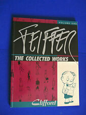 "Feiffer Collected Works vol 1 ""Clifford"". 1st edition. new."