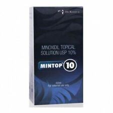 Minoxidil Topical Solution USP 10% (Mintop 10) TO Increase Hair Texture RG105