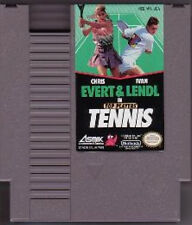 TOP PLAYERS TENNIS NINTENDO GAME ORIGINAL CLASSIC NES HQ