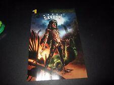 SAVAGE #1 2016 NEW YORK COMIC CON RETAILER APPRECIATION VARIANT !!!