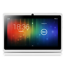 "iRULU eXpro X1 7"" New Tablet PC 16GB Google Android 4.4 Kitkat Quad Core White"