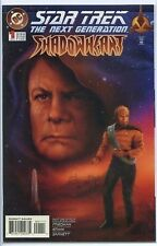 Star Trek the Next Generation Shadowheart 1994 series # 1 near mint comic book