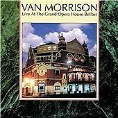 Live At The Grand Opera House, Van Morrison, Very Good Condition Original record
