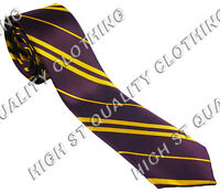 Harry Potter Tie Gryffindor Fancy Dress Hogwarts House School World Book Day