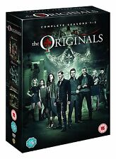 The Originals . The Complete Season 1 2 3 . Vampire Diaries . 15 DVD . NEU . OVP