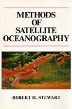Methods of Satellite Oceanography (Scripps Studies in Earth and Ocean Sciences,