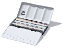 SCHMINCKE Horadam Aquarelle Watercolour Paint Set | 34 Half Pans | 74436 | BNIB