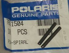 POLARIS PURE OEM NOS SNOWMOBILE SPIRAL PIN PACK QTY LOT OF 2 7661504