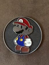 Nintendo Super Mario Belt Buckle. Great Condition.