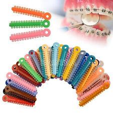 Sale Dental Ortho ligature ties multi-colored 1014 pcs/bag