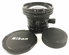 Nikon PC-NIKKOR 28mm F3.5 Shift Lens