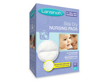 ** Lansinoh - Stay Dry Day & Night Disposable Nursing Pads, 60/Box, NEW **
