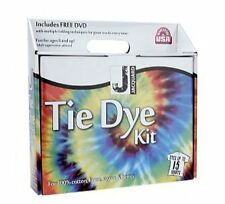 Jacquard -Ultimate Tie Dye Kit With DVD - Dye up to 15 Shirts with instructions