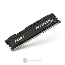 Kingston HyperX Fury BLACK Memorie DDR-III da 8 GB PC 1600 Nero DDR3 240-pin