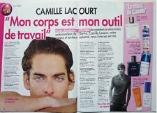 Mag 2011: CAMILLE LACOURT_BEATRICE DALLE_FLORENCE PERNEL_EMMANUELLE BEART