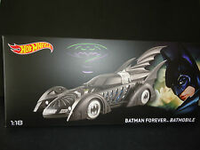 Hot Wheels Batmobile Batman Forever 1/18 BLY43