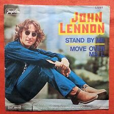 JOHN LENNON-STAND BY ME YUGOSLAVIAN 7'' PS 1975 UNIQUE COVER
