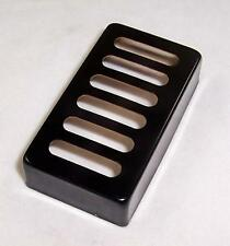 METAL NEO TRADITIONAL TOASTER HUMBUCKER BRIDGE PICKUP COVER / BLACK