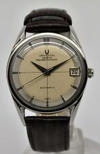 Universal Geneve Polerouter date micro-rotor Automatic Stainless Steel