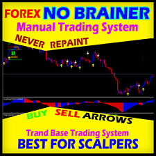 Forex Trading System Best mt4 Scalping Forex Indicator NoBrainer Scalping System