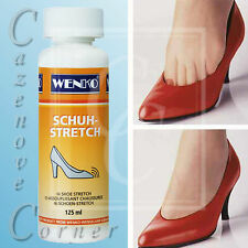 Wenko Shoe stretch Liquid - Boot Stretcher Liquid Fluid - Shoe Stretchers -125ml