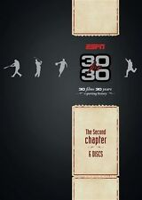 ESPN - 30 For 30 - The Second Chapter (DVD, 2013, 6-Disc Set) NEW & SEALED