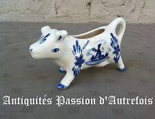 B201724- Vache pot à lait en faïence de Delft - Objet récent - Très bon état