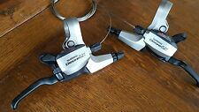 Shimano Deore LX Gear Shifters + Brake Levers (PAIR) ST-M580 (NEW) 9 x 3 Speed