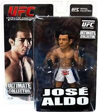 JOSE ALDO ROUND 5 UFC ULTIMATE COLLECTORS SERIES 8 REGULAR EDITION ACTION FIGURE