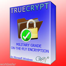 SECURE, ENCRYPT AND PROTECT YOUR DATA, FILES, USB DRIVES ETC. USE WITH WINDOWS!
