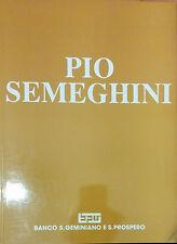 PIO SEMEGHINI TESTO DI ANNA TOMMASI ARICH