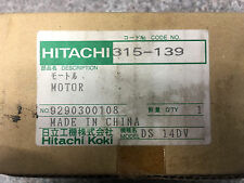 Hitachi 315-139 Motor DS 14DV Spares Genuine
